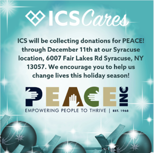 ICS Cares - PEACE